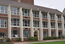 Agnes Scott College - Campbell Hall